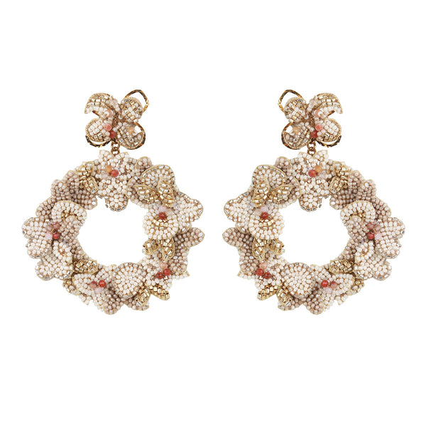 Deepa Gurnani Handmade Yana Earrings