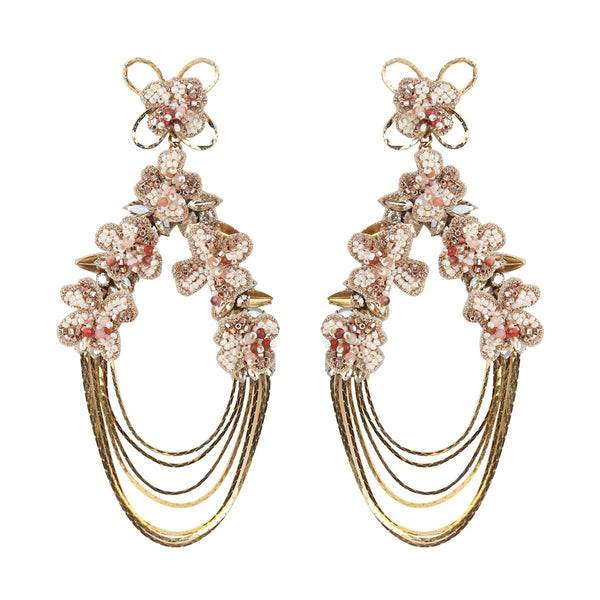 Deepa Gurnani Handmade Kassidy Earrings