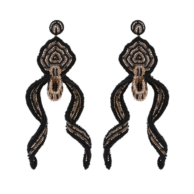 Deepa Gurnani Handmade Ivonna Earrings