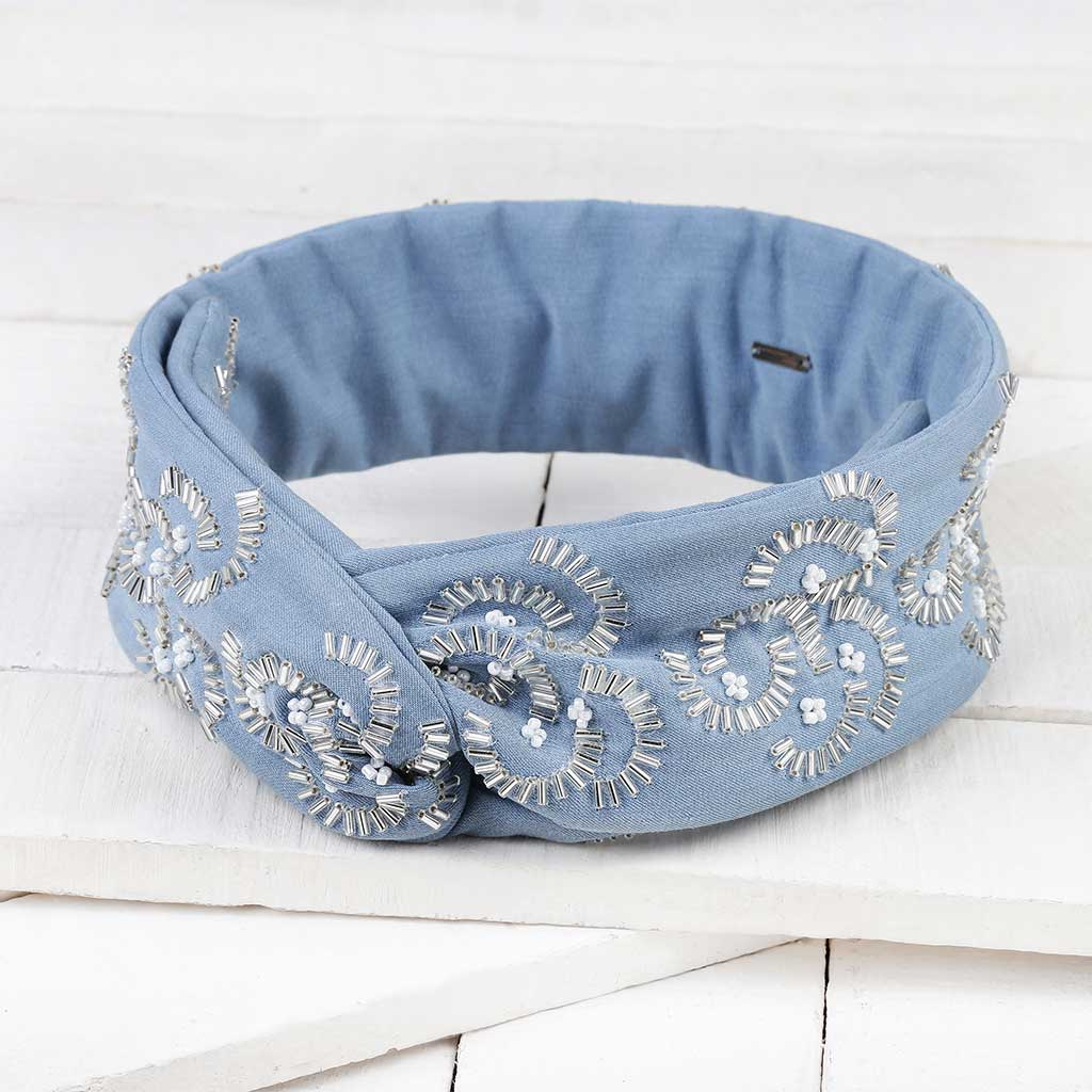 Kelia Wire Headwrap
