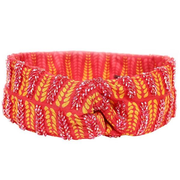 Daisha Wire Headwrap