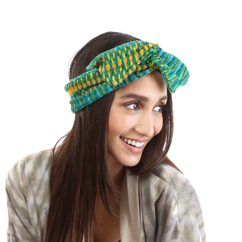Oceana Headwrap for a fashionable hair style upgrade