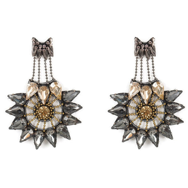 Deepa by Deepa Gurnani Handmade Keeya Earrings