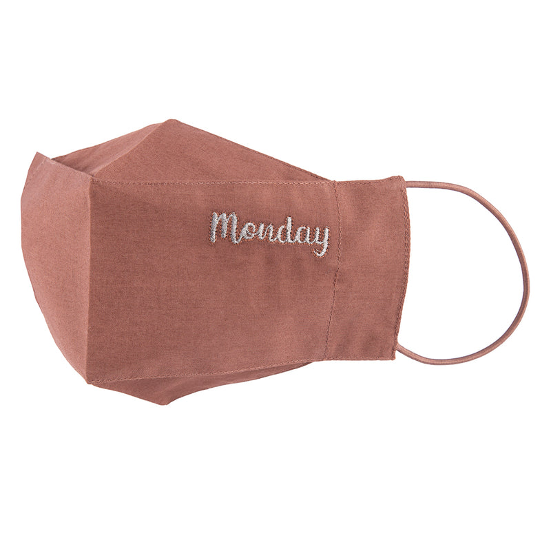Men's Weekday Masks Set