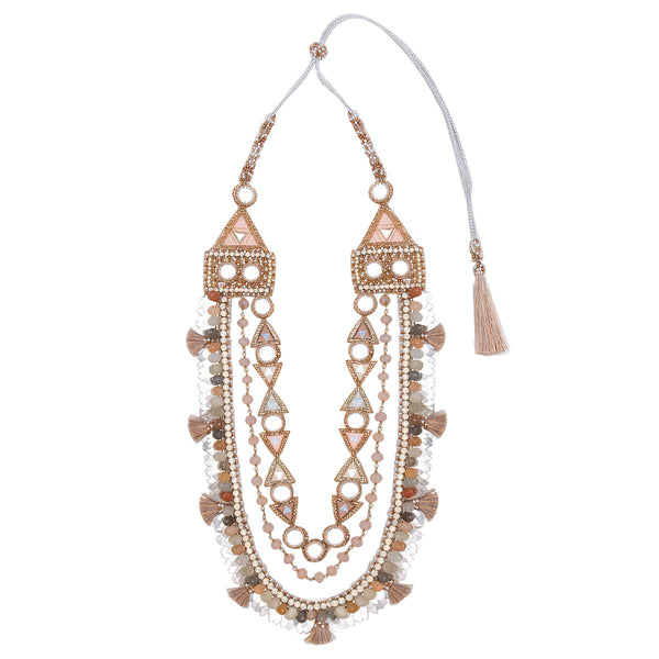 Deepa Gurnani Handmade Seraphina Luxury Necklace