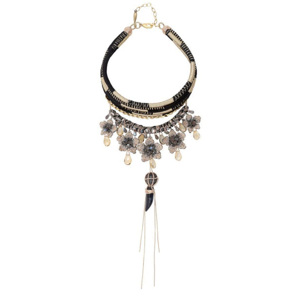 Deepa Gurnani Handmade Eartha Necklace