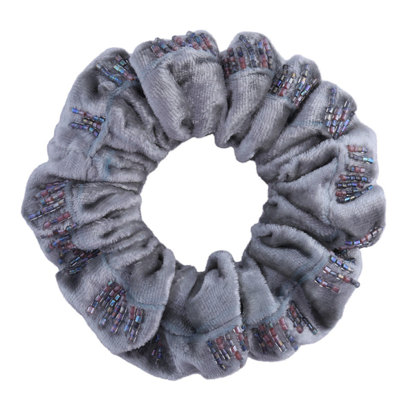 Deepa by Deepa Gurnani Rhonda Scrunchie Grey