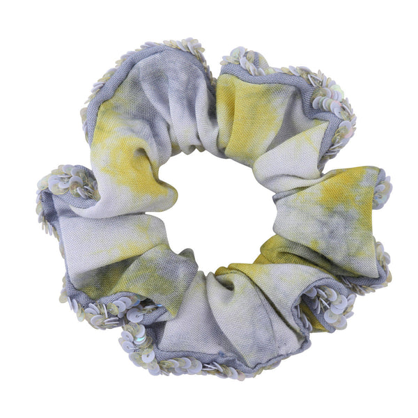 Deepa by Deepa Gurnani Oasis Scrunchie Yellow