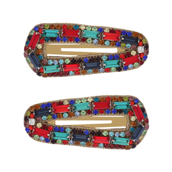 Deepa by Deepa Gurnani Handmade Gillian Clip Multi Color