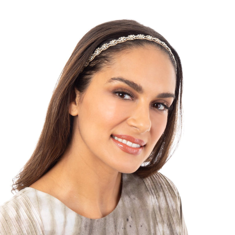 Mireya Headband for a simple yet beautiful hair accent.
