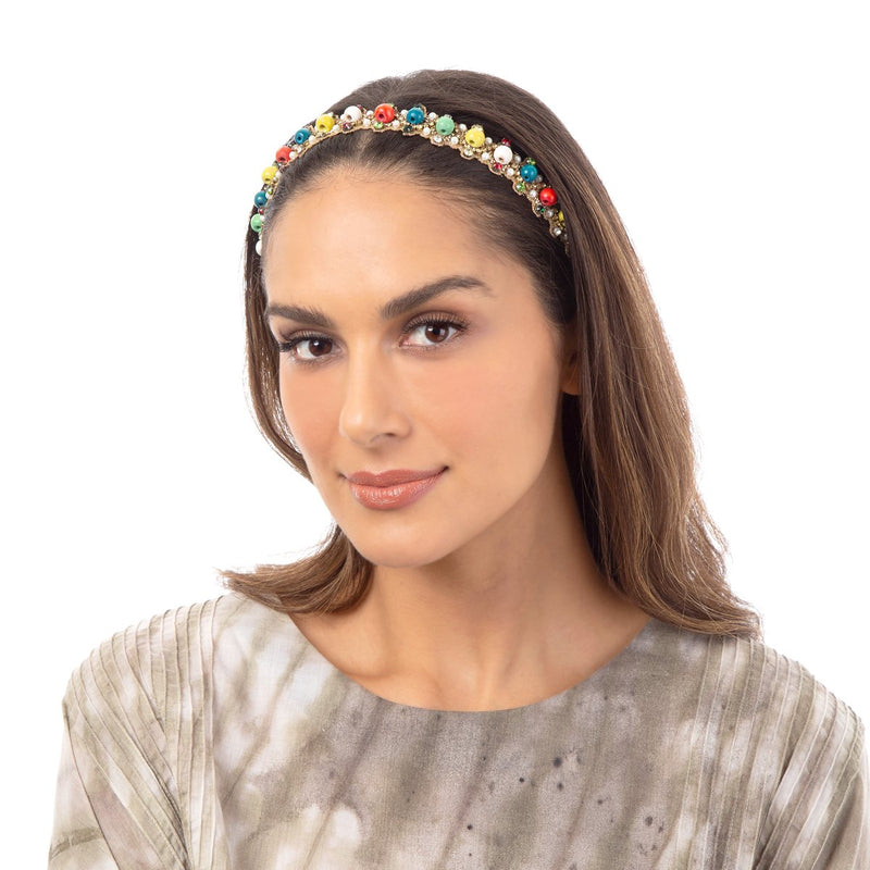 Our Hazan Headband is the hair accessory you'll be wearing all season long.