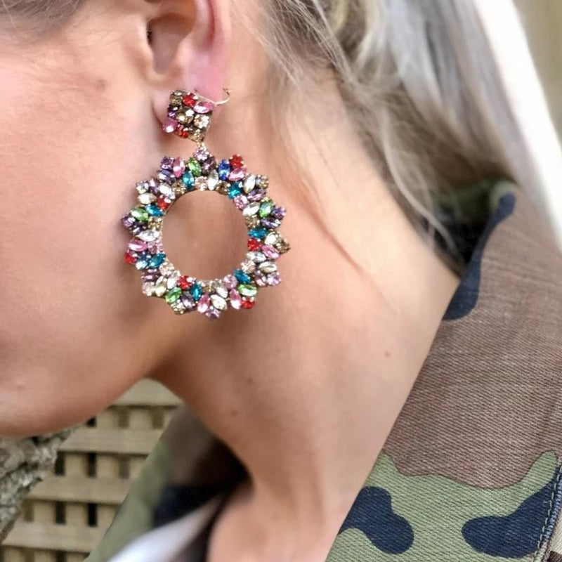 Amora Earrings
