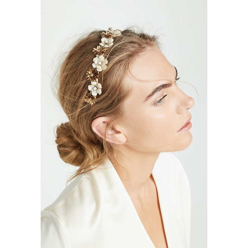 Our Blessie Headband adds just the right amount of sophistication.