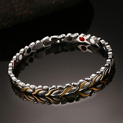 SW05 Women Stainless Silver Gold