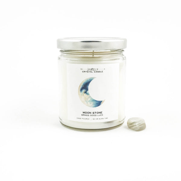 Jax Kelly // Moonstone Candle