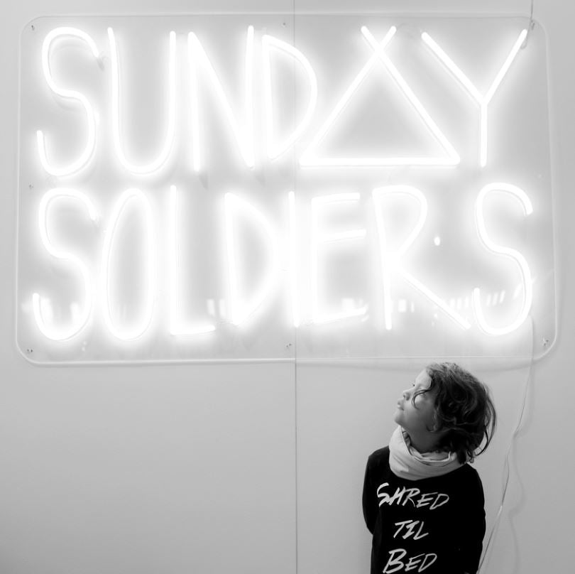 Who is Sunday Soldiers?