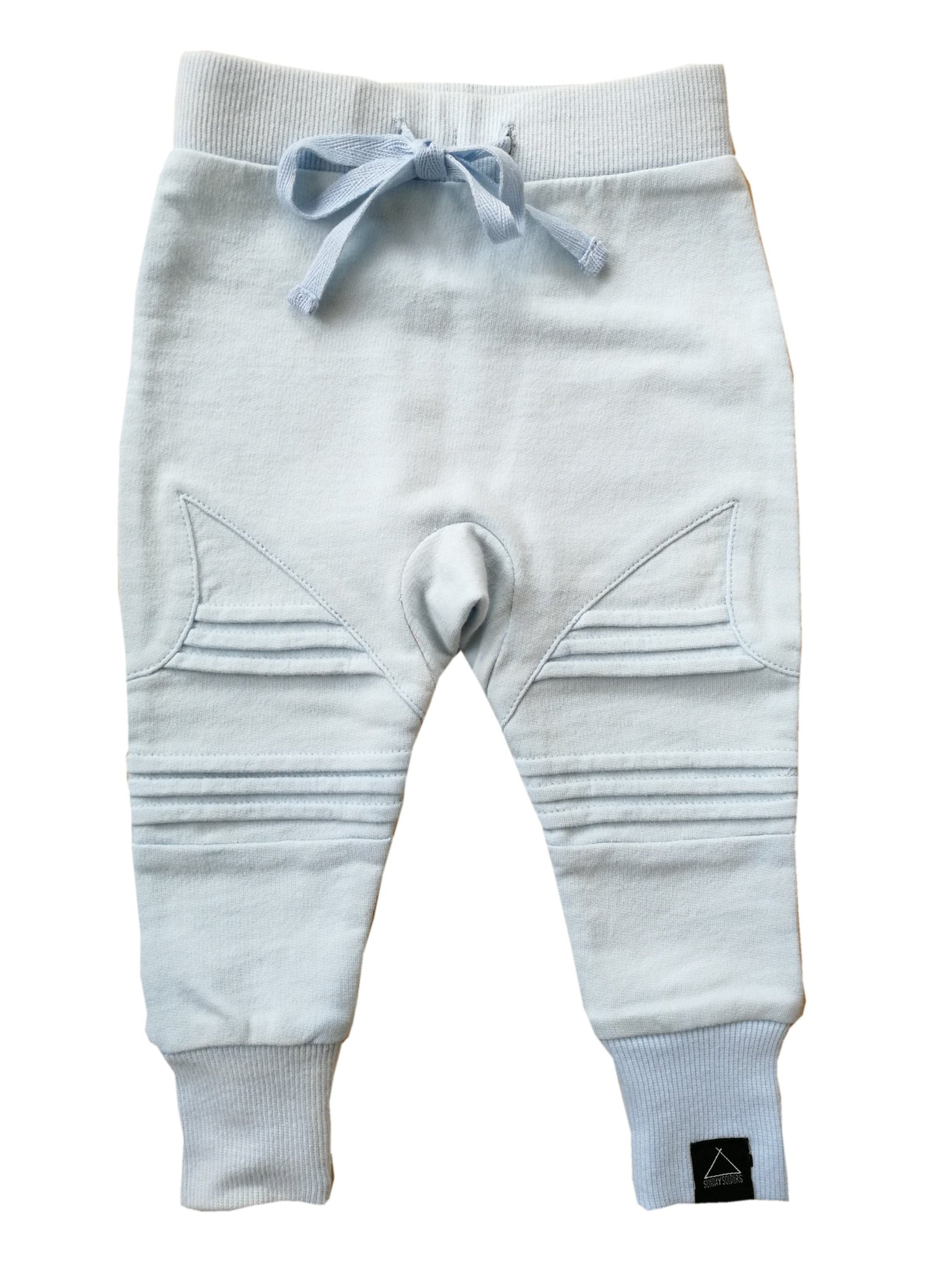 Surf trackies pale blue