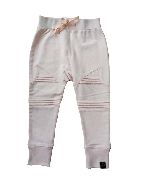 Surf trackies nude pink