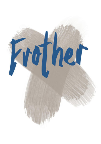 Frother PRINTABLE POSTER