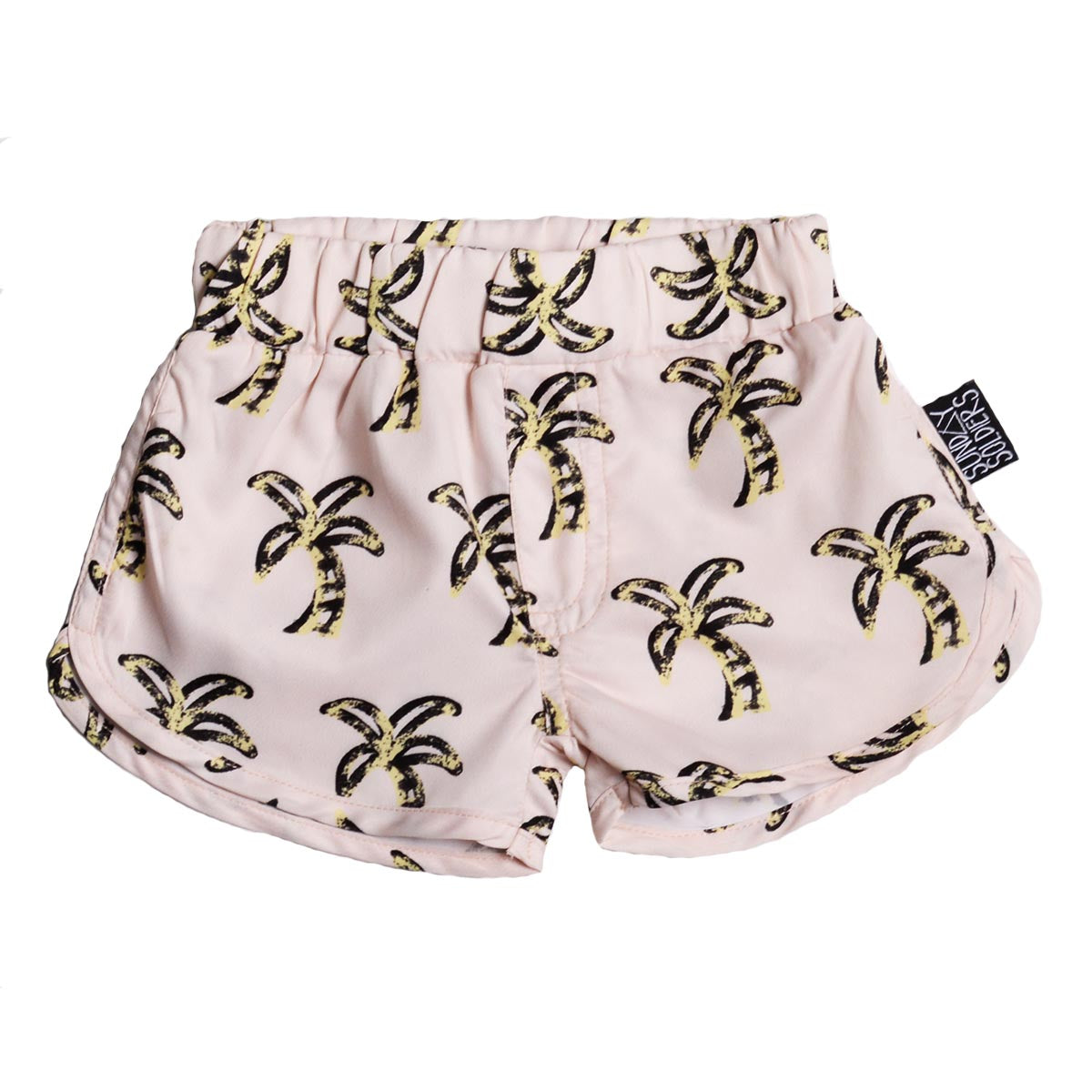 Retro palms shorties