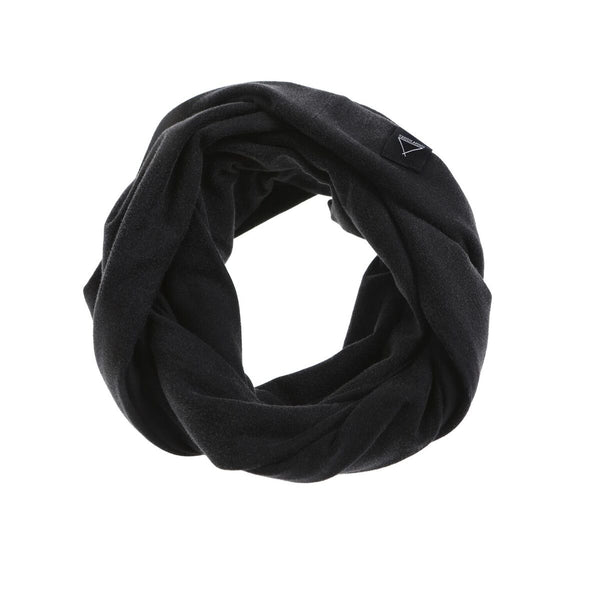 Black acid snood