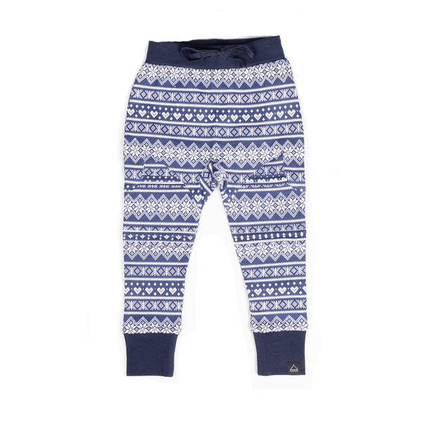 SURF TRACKIES FAIRISLE