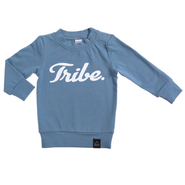 TRIBE LIGHT JUMPER OASIS BLUE