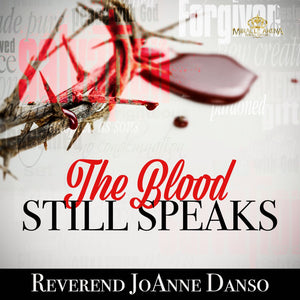 #10220 - The Blood Still Speaks - Miracle Arena Bookstore