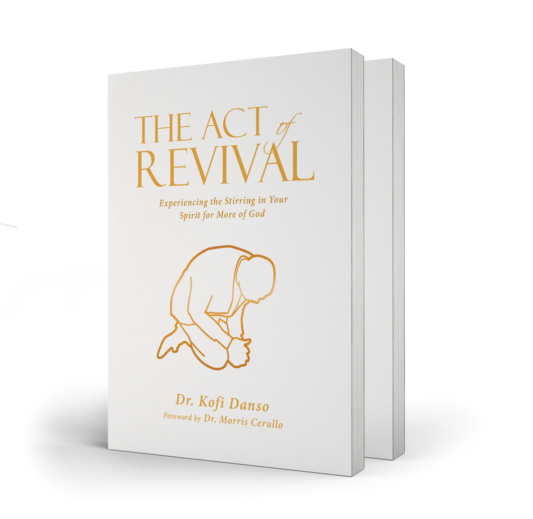The Act of Revival - Miracle Arena Bookstore