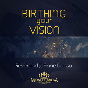 #DD - Birthing Your Vision - Miracle Arena Bookstore