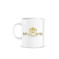 Ceramic Mug - Miracle Arena Bookstore