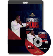 #30000 - Power Plus Conference 2015 (3-Disc DVD Package) - Miracle Arena Bookstore