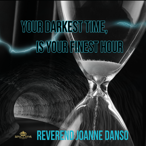 #10223 - Your Darkest Time, Is Your Greatest Hour - Miracle Arena Bookstore