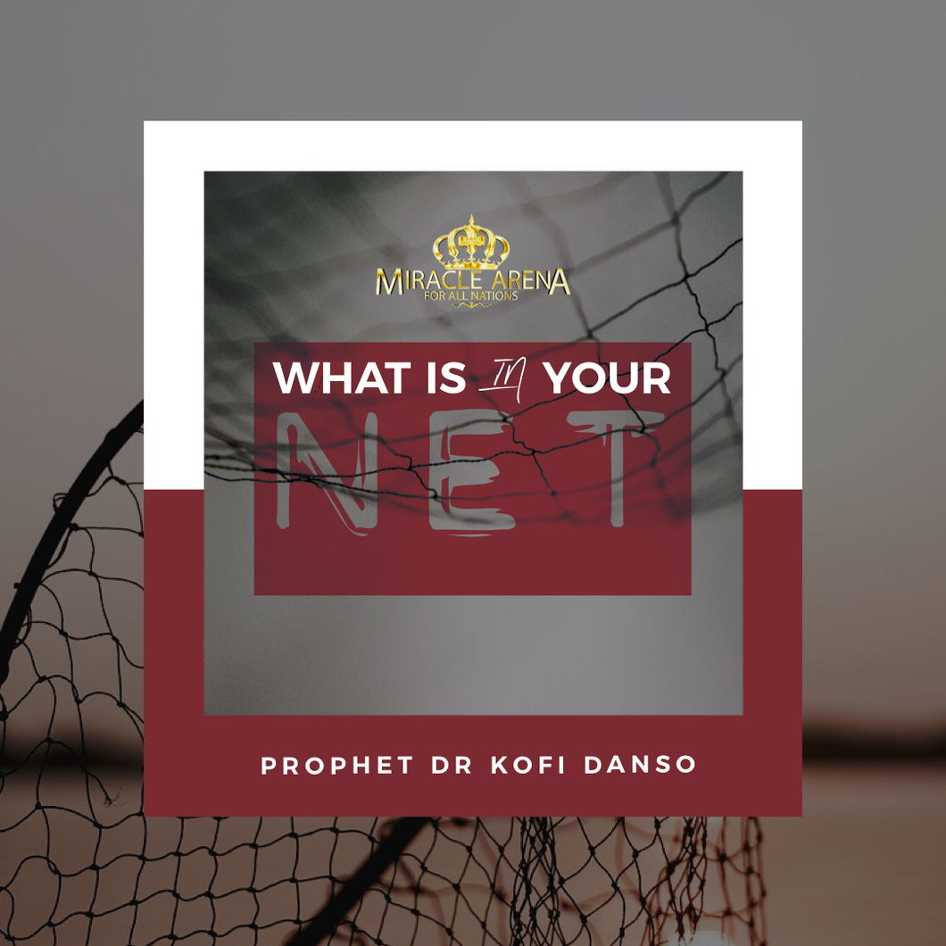 #DD - What Is In Your Net - Miracle Arena Bookstore