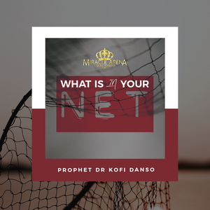 #10456 - What Is In Your Net - Miracle Arena Bookstore
