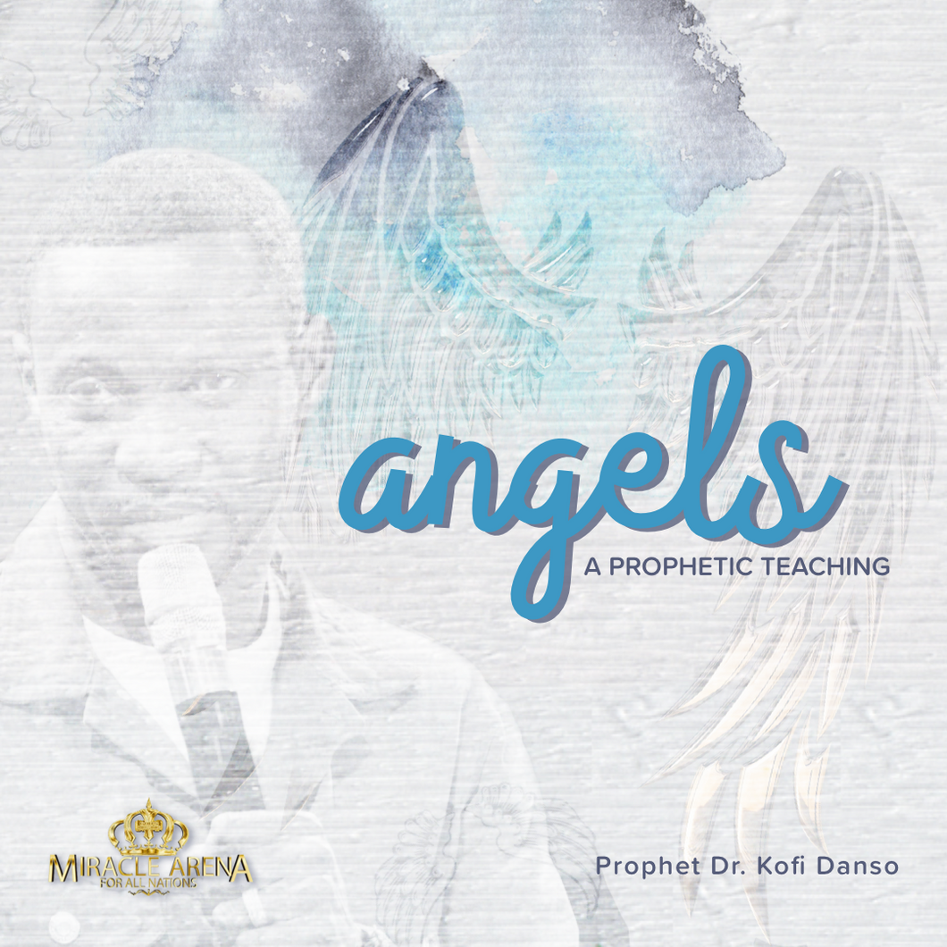 #DD- Angels - Miracle Arena Bookstore
