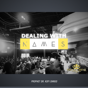 #10487 - Dealing With Names Pt.2 - Miracle Arena Bookstore