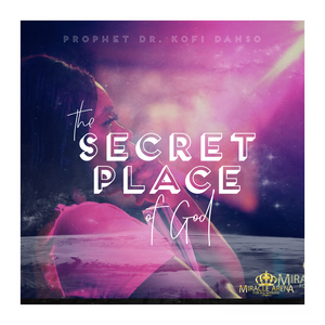 #10485 - The Secret Place of God - Miracle Arena Bookstore