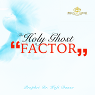 DD - The Holy Ghost Factor - Miracle Arena Bookstore