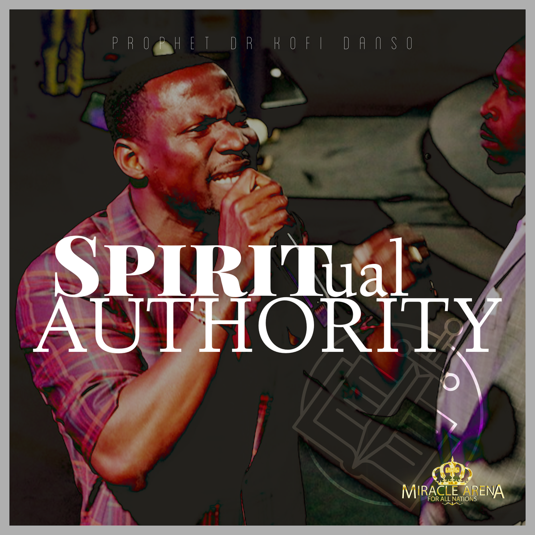 #10480 - The Believer's Authority Series: Spiritual Authority - Miracle Arena Bookstore