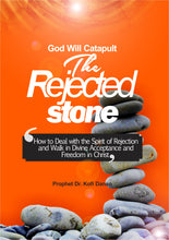 PK0002 - The Rejected Stone (Book & 6Pk CD Set) - Miracle Arena Bookstore