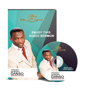#30003 - The Manifesting Presence Of God (5-Discs) - Miracle Arena Bookstore