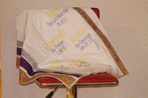 Prophetic Prayer Shawl - Miracle Arena Bookstore