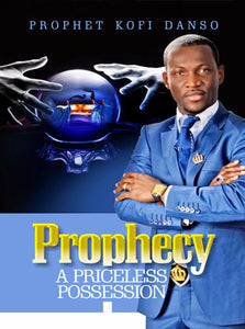 #30007 - Prophecy: A Priceless Possession (Book & 4pk CD Set) - Miracle Arena Bookstore