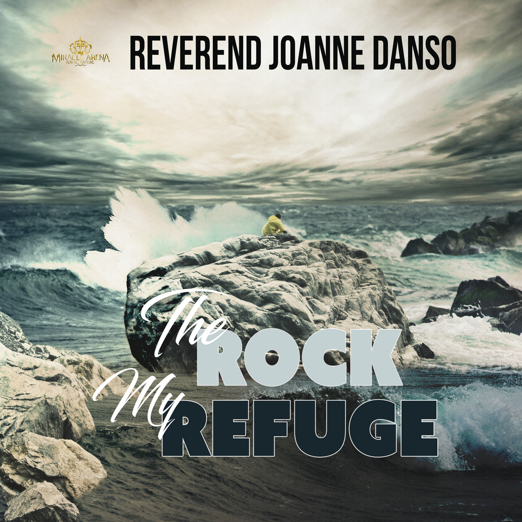 #DD - The Rock, My Refuge - Miracle Arena Bookstore