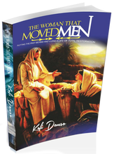 The Woman That Moved Men - Miracle Arena Bookstore