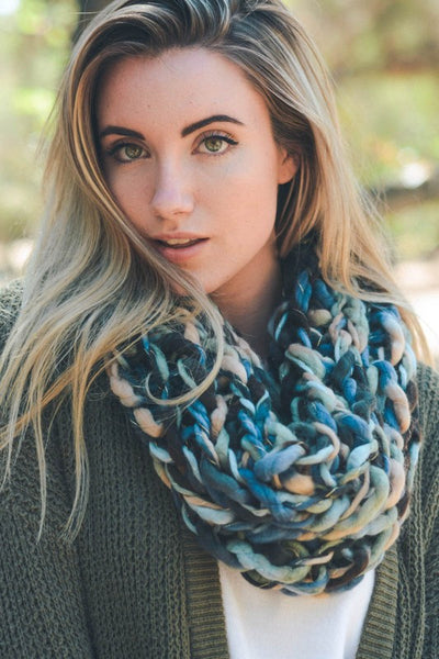 Over The River Scarf