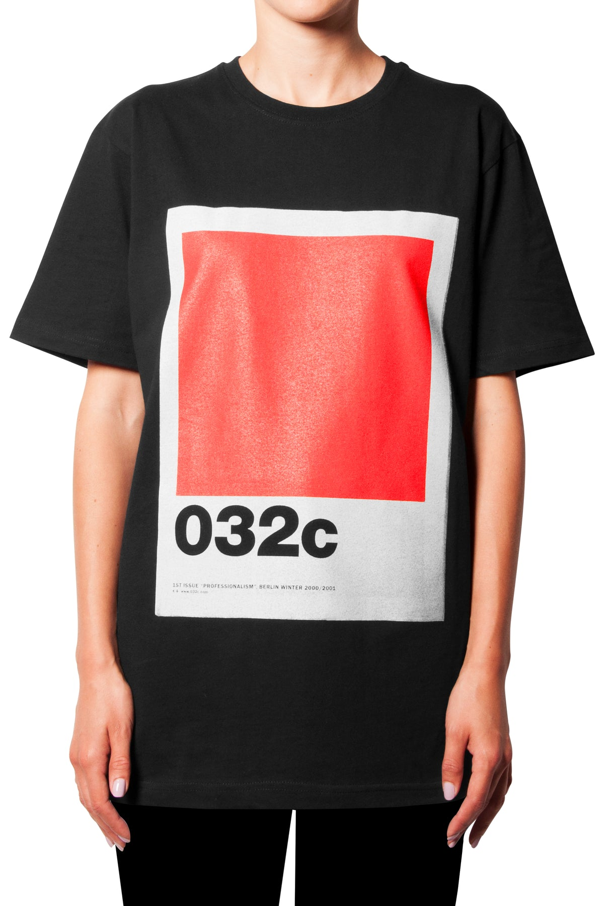 "032c ""First Issue"" T-Shirt - 032c"
