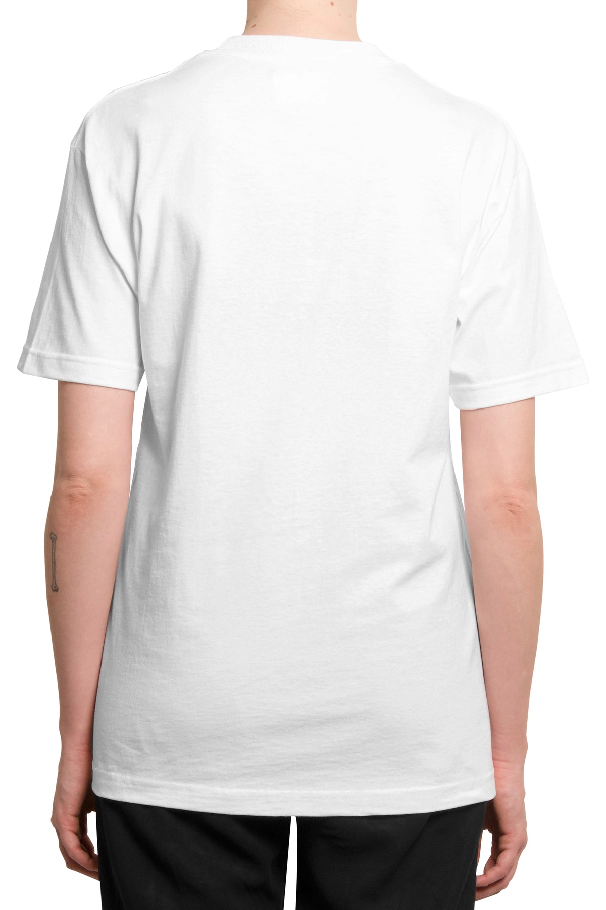 Awake Logo T-Shirt White