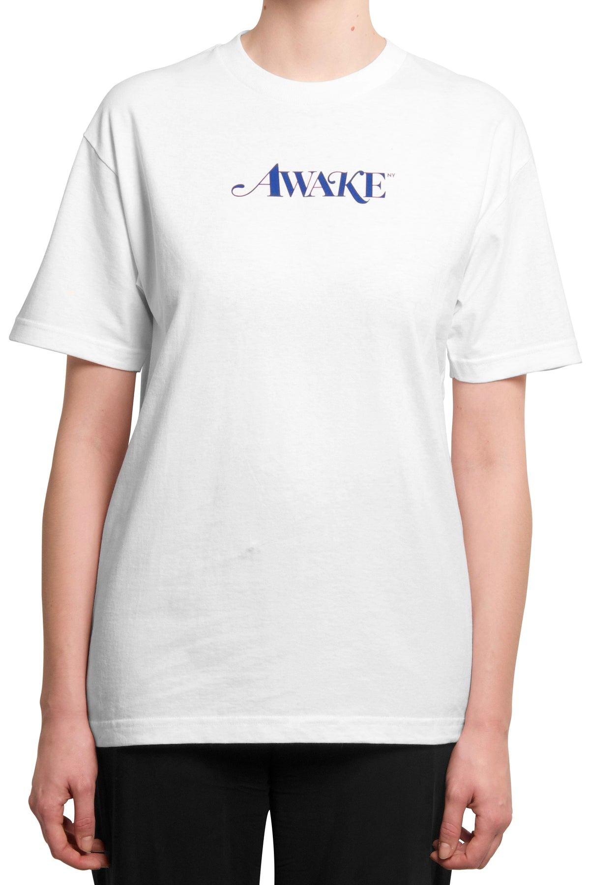 Awake Logo T-Shirt White - 032c